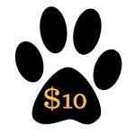 $10 paw