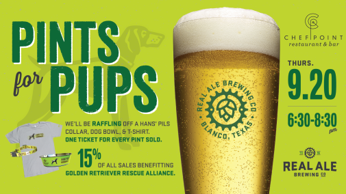 Pints for Pups 09.20.18